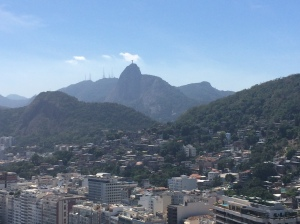 Rio with Christ the Redeemer in the background