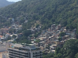 Looking at the Favelas